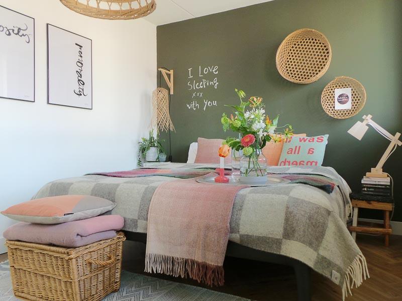 tips voor de inrichting van een gezellige slaapkamer