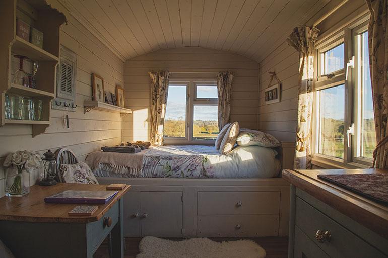 Tips Voor Het Inrichten Van Een Kleine Slaapkamer Woning