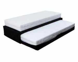 bed met onderschuifbed