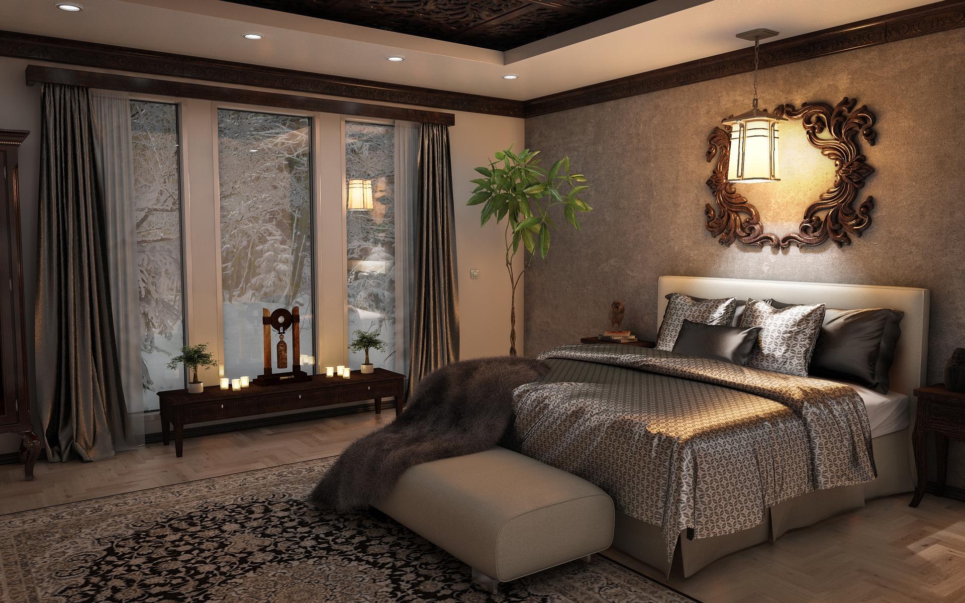 Vloer slaapkamer