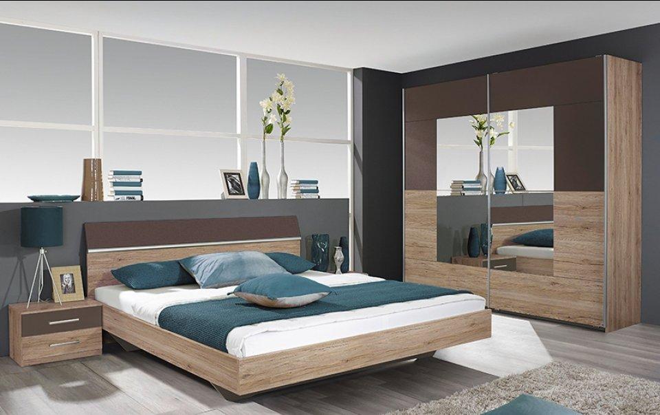eiken-slaapkamer-modern